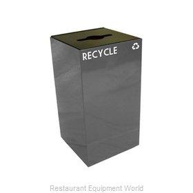 Witt Industries 28GC04-SL Waste Receptacle Recycle