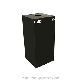 Witt Industries 32GC01-CB Waste Receptacle Recycle