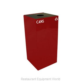 Witt Industries 32GC01-SC Waste Receptacle Recycle