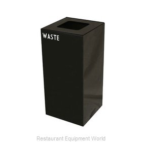 Witt Industries 32GC03-CB Waste Receptacle Recycle