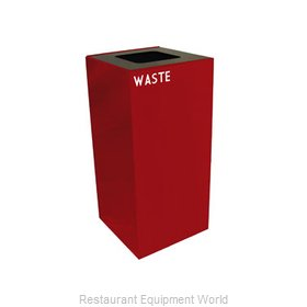 Witt Industries 32GC03-SC Waste Receptacle Recycle