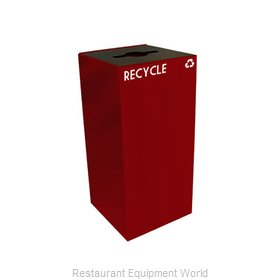 Witt Industries 32GC04-SC Waste Receptacle Recycle