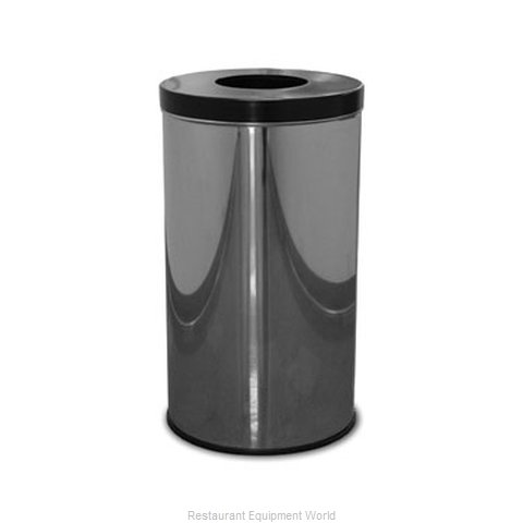 Witt Industries 35FTPM Trash Garbage Waste Container Stationary