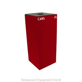 Witt Industries 36GC01-SC Waste Receptacle Recycle