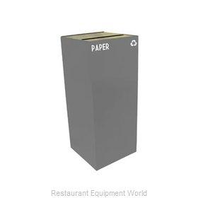 Witt Industries 36GC02-SL Waste Receptacle Recycle