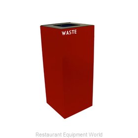 Witt Industries 36GC03-SC Waste Receptacle Recycle