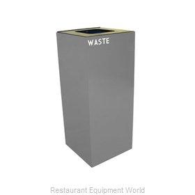 Witt Industries 36GC03-SL Waste Receptacle Recycle