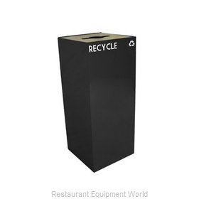 Witt Industries 36GC04-CB Waste Receptacle Recycle