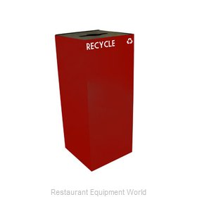 Witt Industries 36GC04-SC Waste Receptacle Recycle