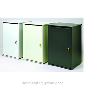 Witt Industries 36PSS-CB Trash Container Cabinet