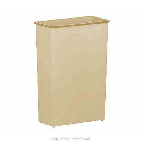 Witt Industries 70AL Trash Garbage Waste Container Stationary