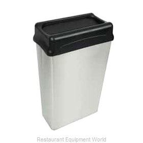 Witt Industries 70HTSS Waste Basket Metal