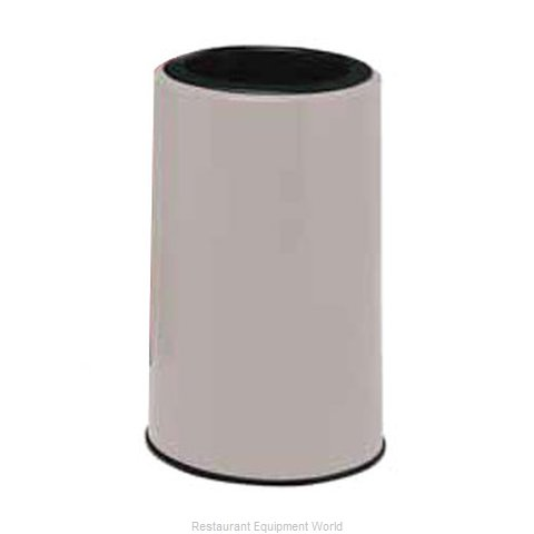 Witt Industries 7C-1623TSP Trash Garbage Waste Container Stationary