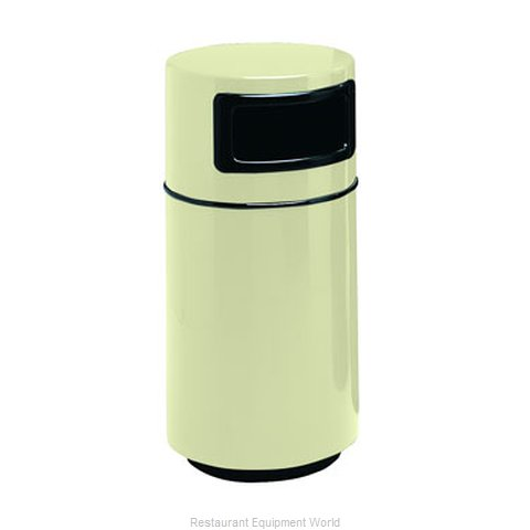 Witt Industries 7C-2040TSP Trash Garbage Waste Container Stationary