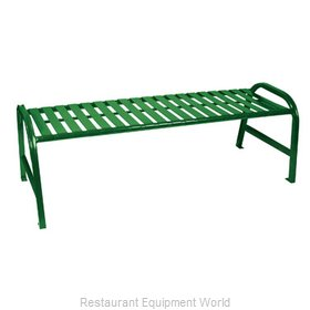 Witt Industries M5-BBS-GN Bench Outdoor