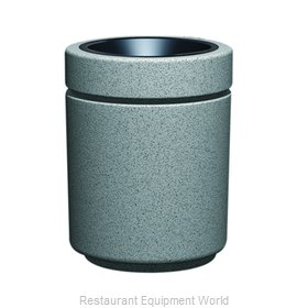 Witt Industries RLC-2034T-GR Fiberglass Outdoor Receptacle