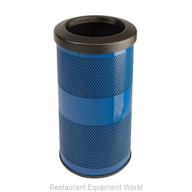 Witt Industries SC10-01-FT Waste Receptacle Outdoor