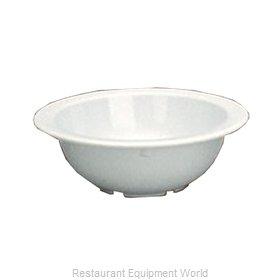 Yanco China NS-304W Fruit Dish, Plastic