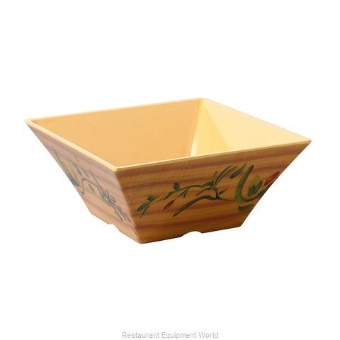 Yanco China OL-4107 Bowl, Plastic,  1 - 2 qt (32 - 95 oz)