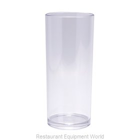 Yanco China SM-16-H Glassware, Plastic