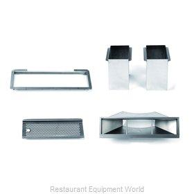 ZUMEX 05414 COUNTERKIT SPEED PRO Juicer, Parts & Accessories