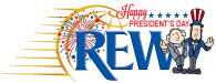 Restaurant Equipment World Holiday Logo