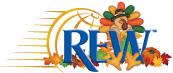 Restaurant Equipment World Holiday Logo
